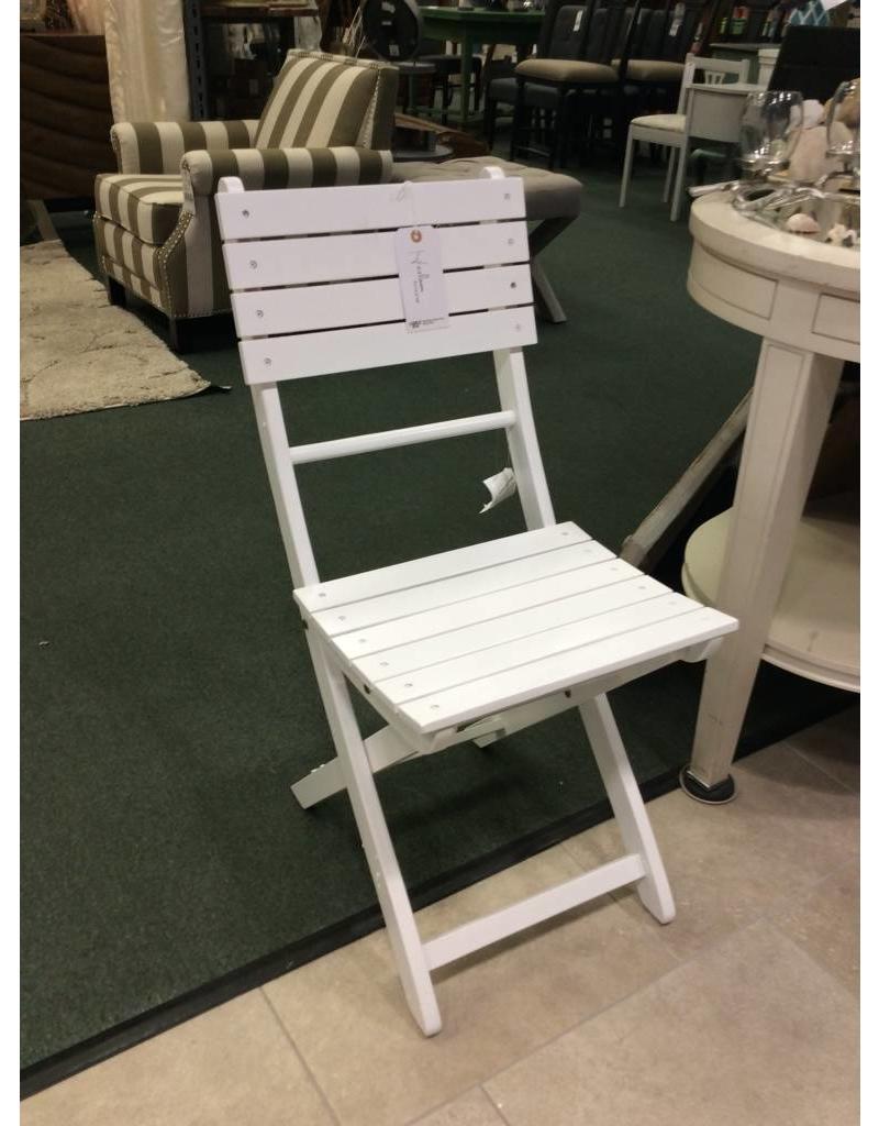 Home Loft Concepts Zenodotus Folding Patio Dining Chair