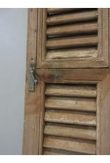 Egyptian Narrow Pine Shutter