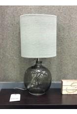 "Beachcrest Home Barnwell 20"" Glass Table Lamp"