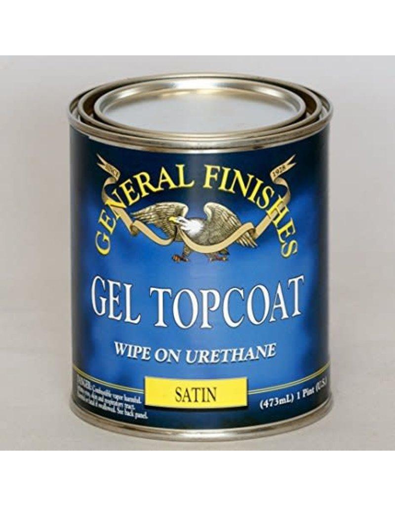 General Finishes PT Gel TopCoat