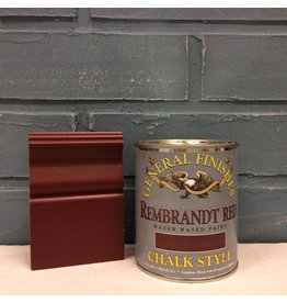 General Finishes PT CP Rembrandt Red