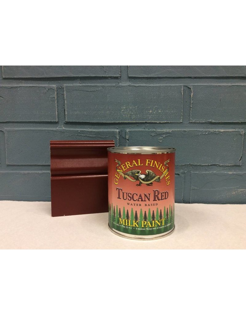 General Finishes PT MP Tuscan Red