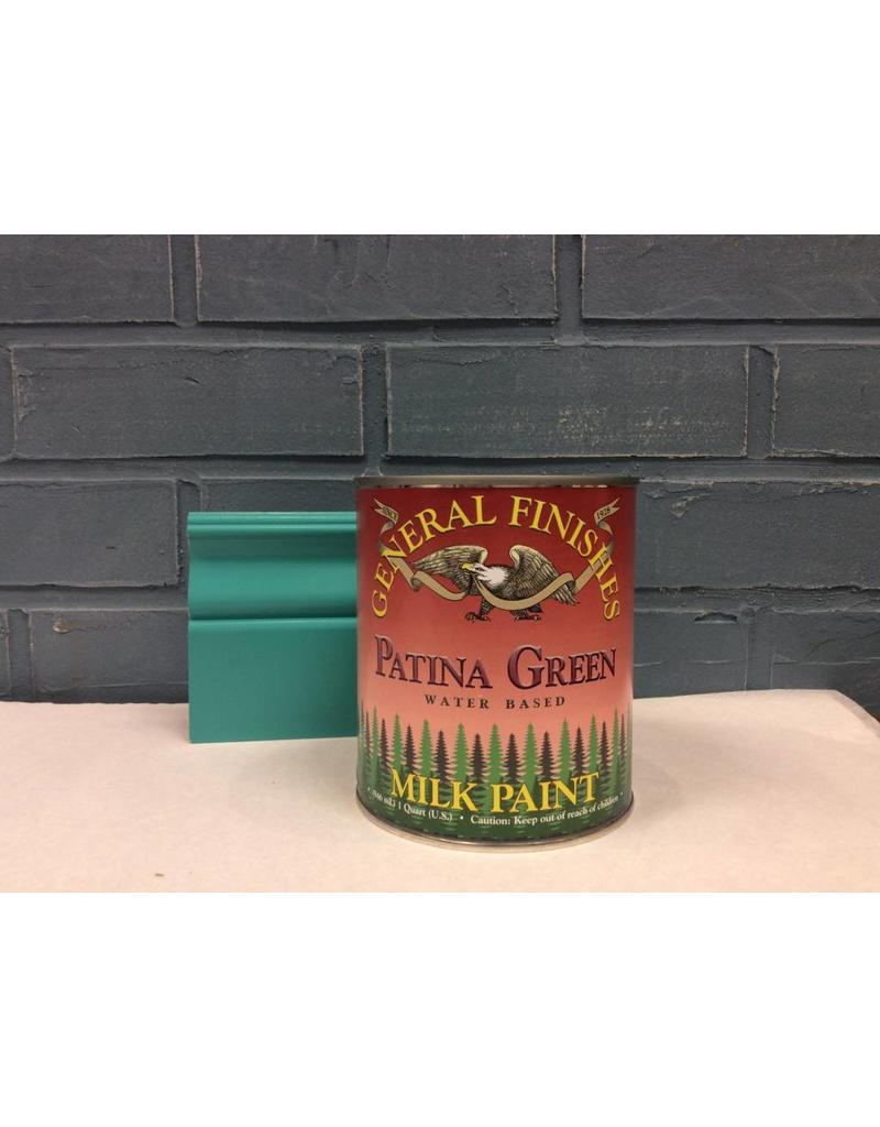 General Finishes QT MP Patina Green