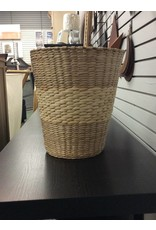 Wicker Waste Basket