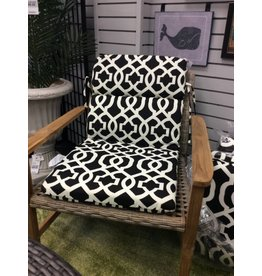 New Geo Patio Chair Cushion