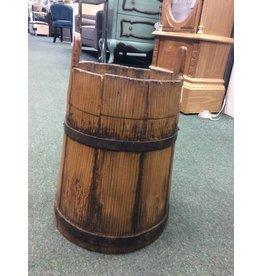 Old Wooden Bucket