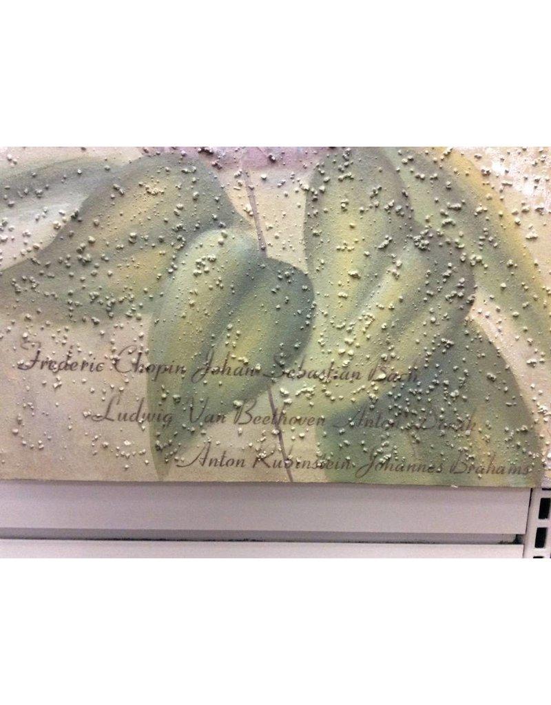 Hydrangea and Music Print