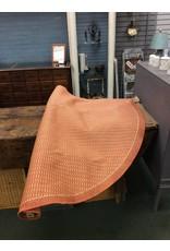 """Westlund Terracotta 7'6"""" Round Indoor/Outdoor Area Rug"""