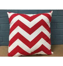 Rockford Zig Zag Throw Pillow