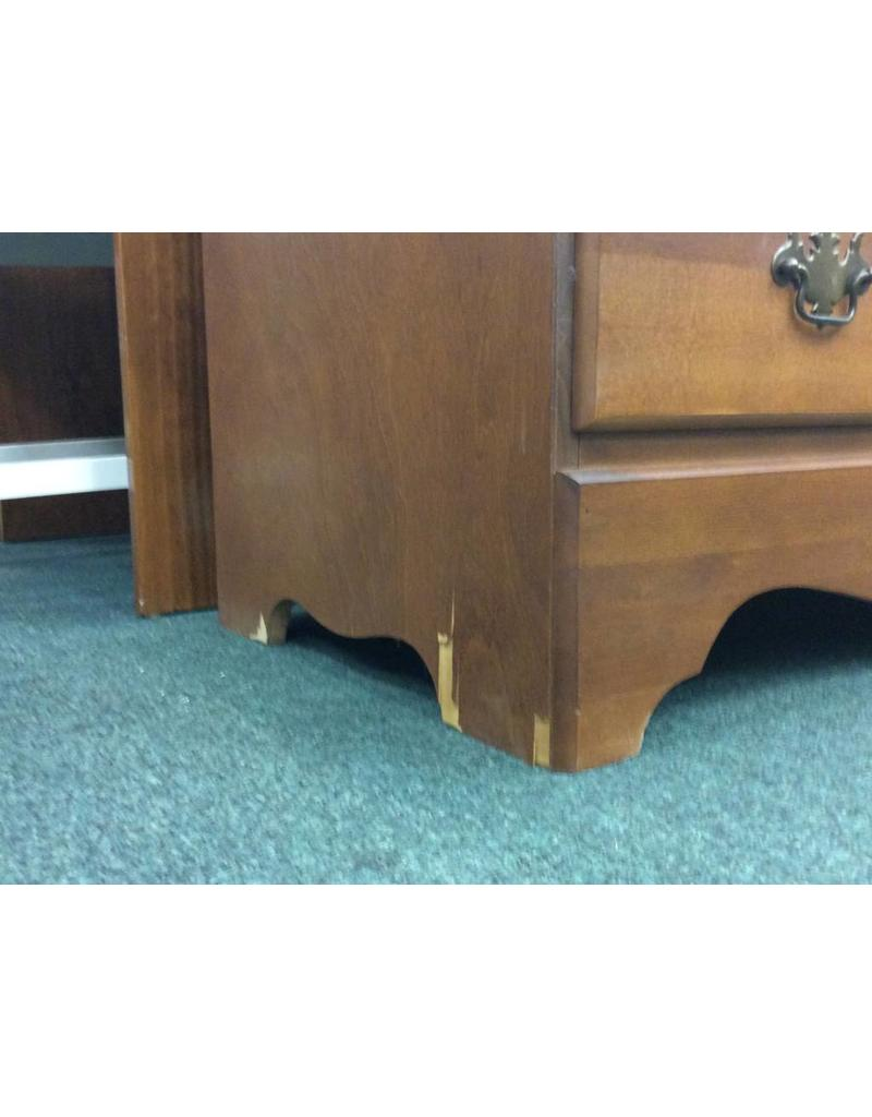 Vintage 3 Drawer Single Dresser