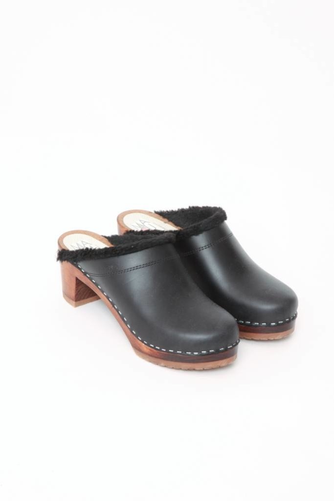 Maguba Lined  Clogs