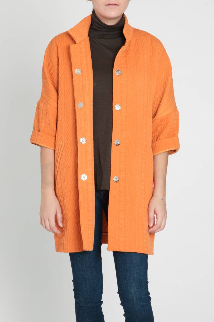 A.Cheng Clementine Coat O/S