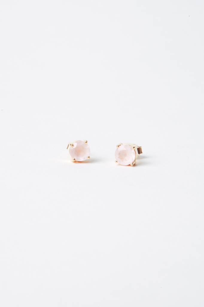 Leah Alexandra Leah Alexandra Prong Earrings