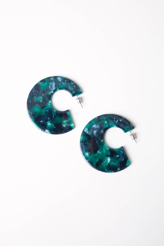 janna conner Janna Conner Jade Earrings