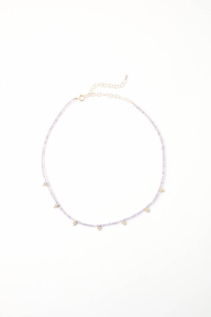 Leah Alexandra Fluency Necklace GF