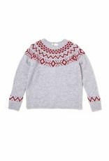 Local Caris Sweater Jacquard