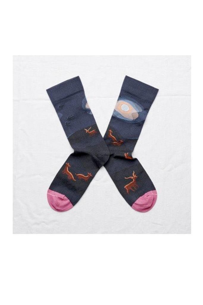 Bonne Maison Clair de Lune Socks