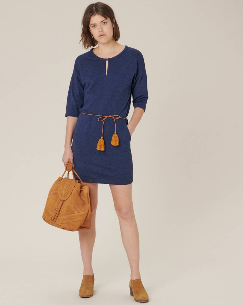 Degraw Robe Blue