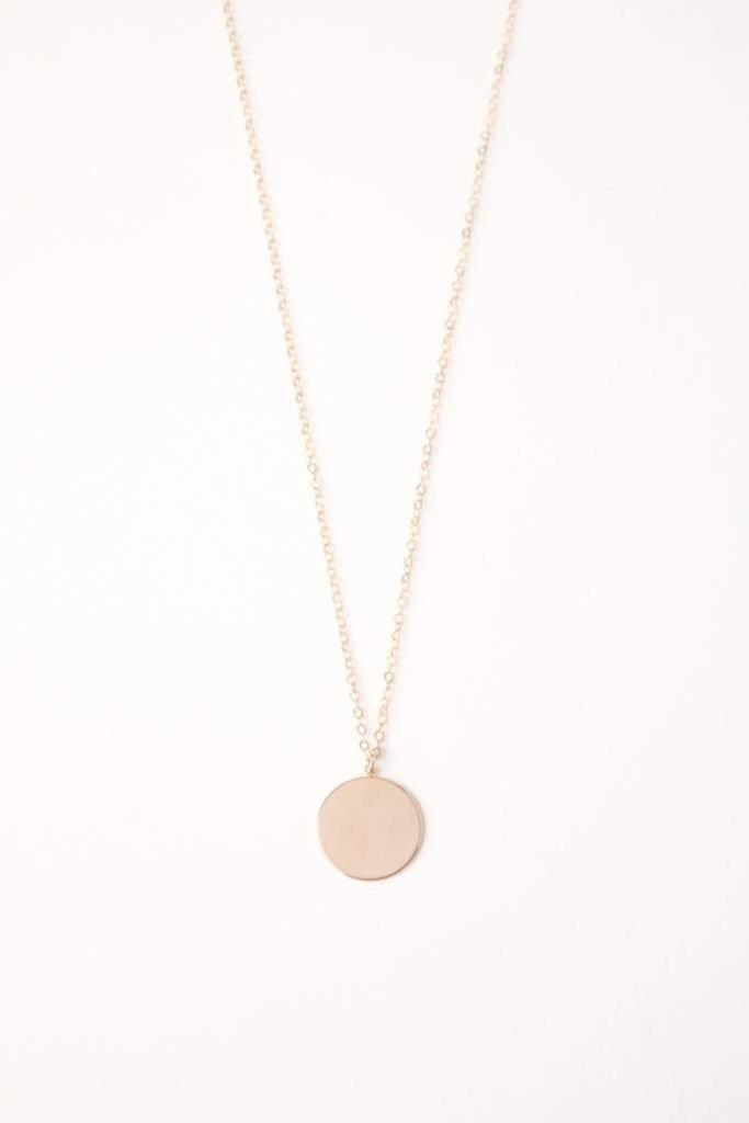 Thatch Balia Disc Necklace