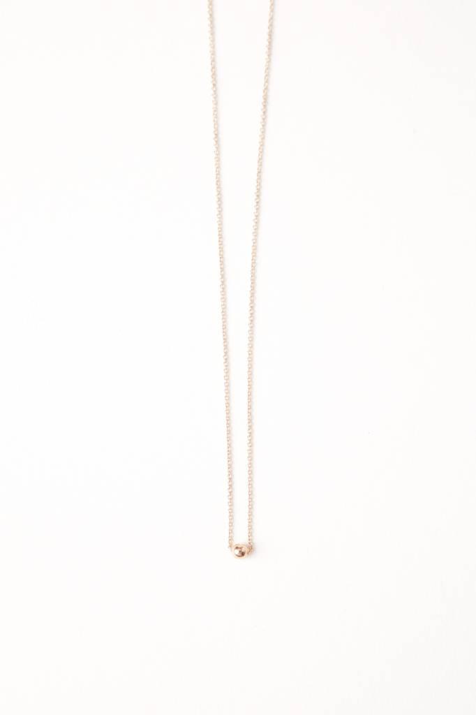 Ring Three Necklace GV