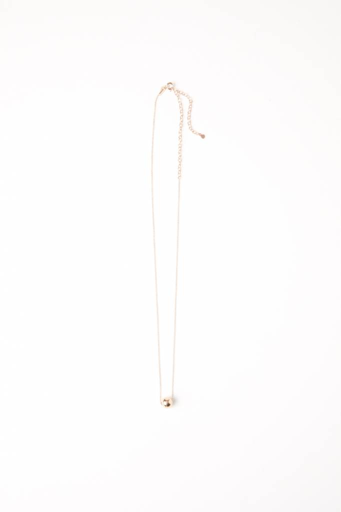 Ring Two Necklace GV