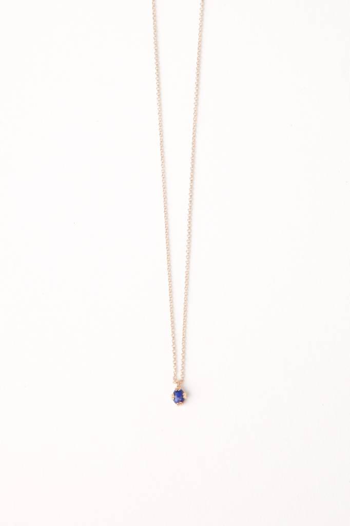 Blue Hour Necklace