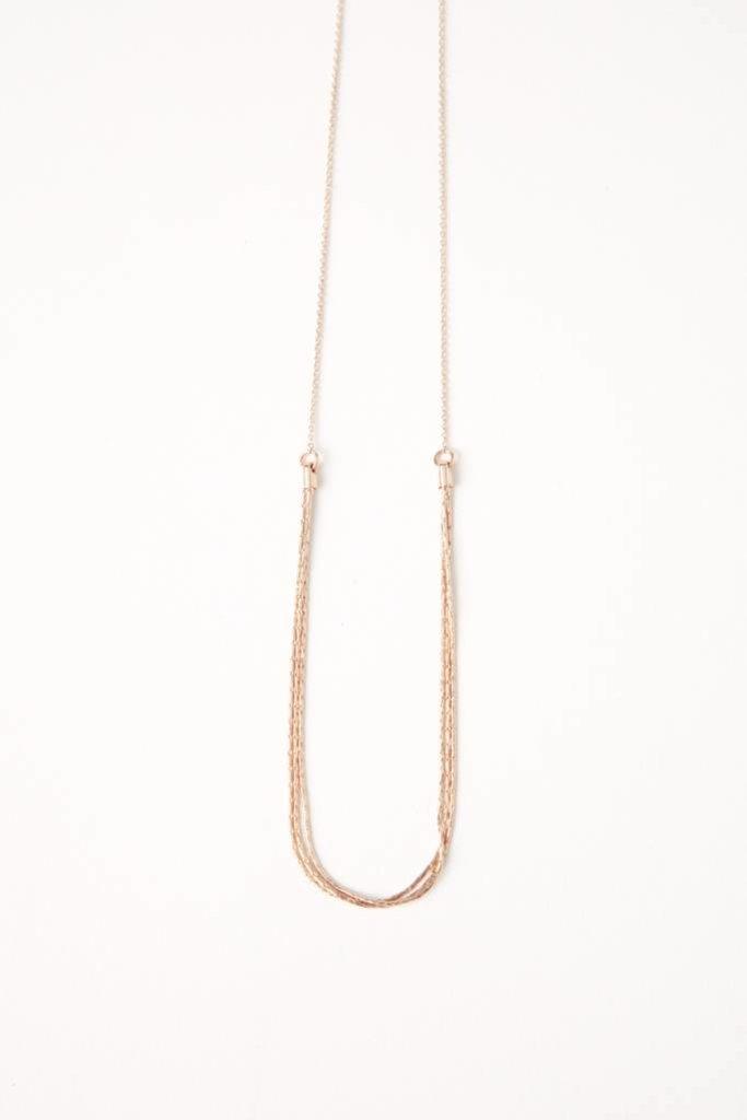 Lace Necklace GF