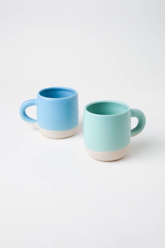 Alice Cheng Studio Color Mugs