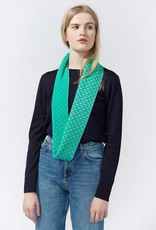 Hilary Grant Sashiko Circle Scarf