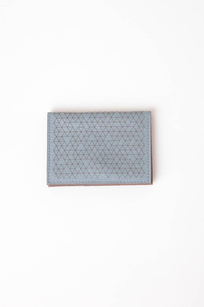 Matte Square Diamond Pouch