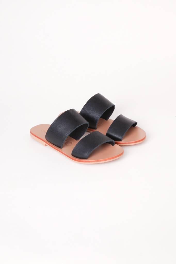 3a72c03a24f5 Keiko Double Strap Slides - A.Cheng Shop Inc.