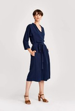 Bellerose Arto Wrap Dress