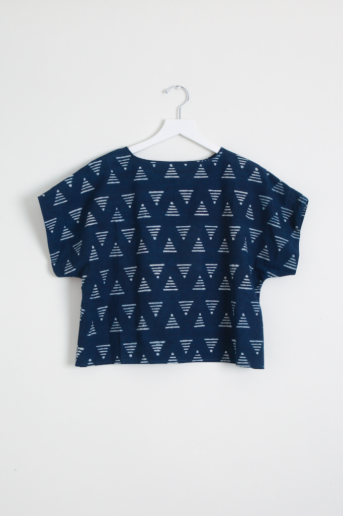 Maelu Box Cotton Top