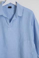 Aquamente Cielo Linen Shirt