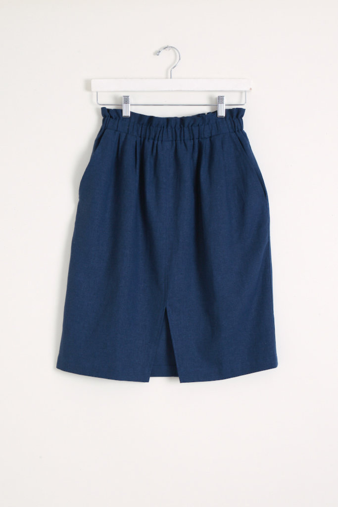A.Cheng Gathered Day Skirt