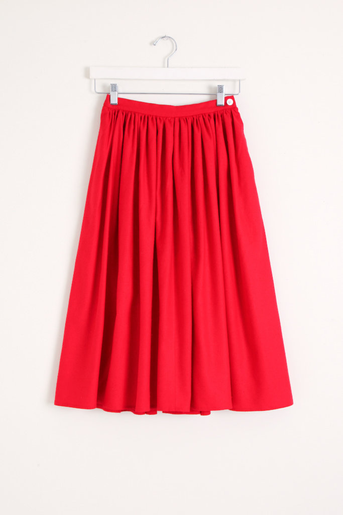 A.Cheng Full Skirt
