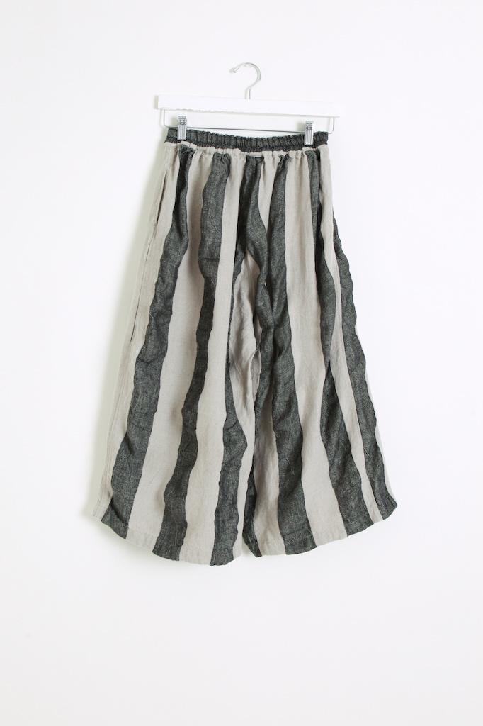Ichi Antiquities Kothohiradaki Linen Pants