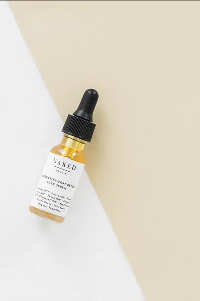 Hydrating Post Beach Serum Vegan