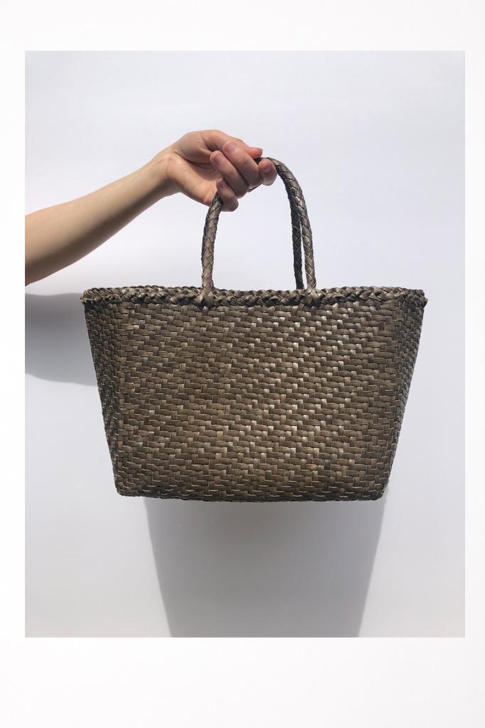 45 Basket Bag Small Military