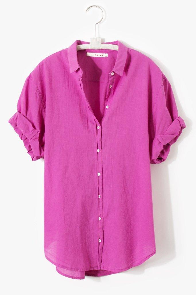 Xirena Channing Shirt Sweet Pea
