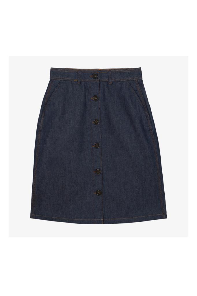 Soeur Egypte Skirt Bleu