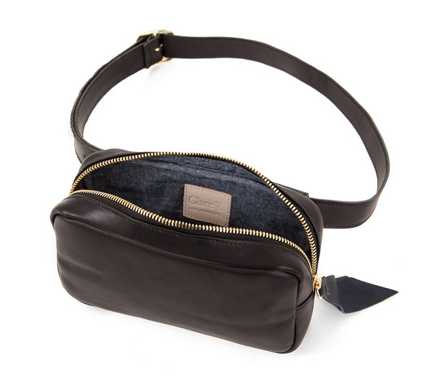 Le Belt Bag Black