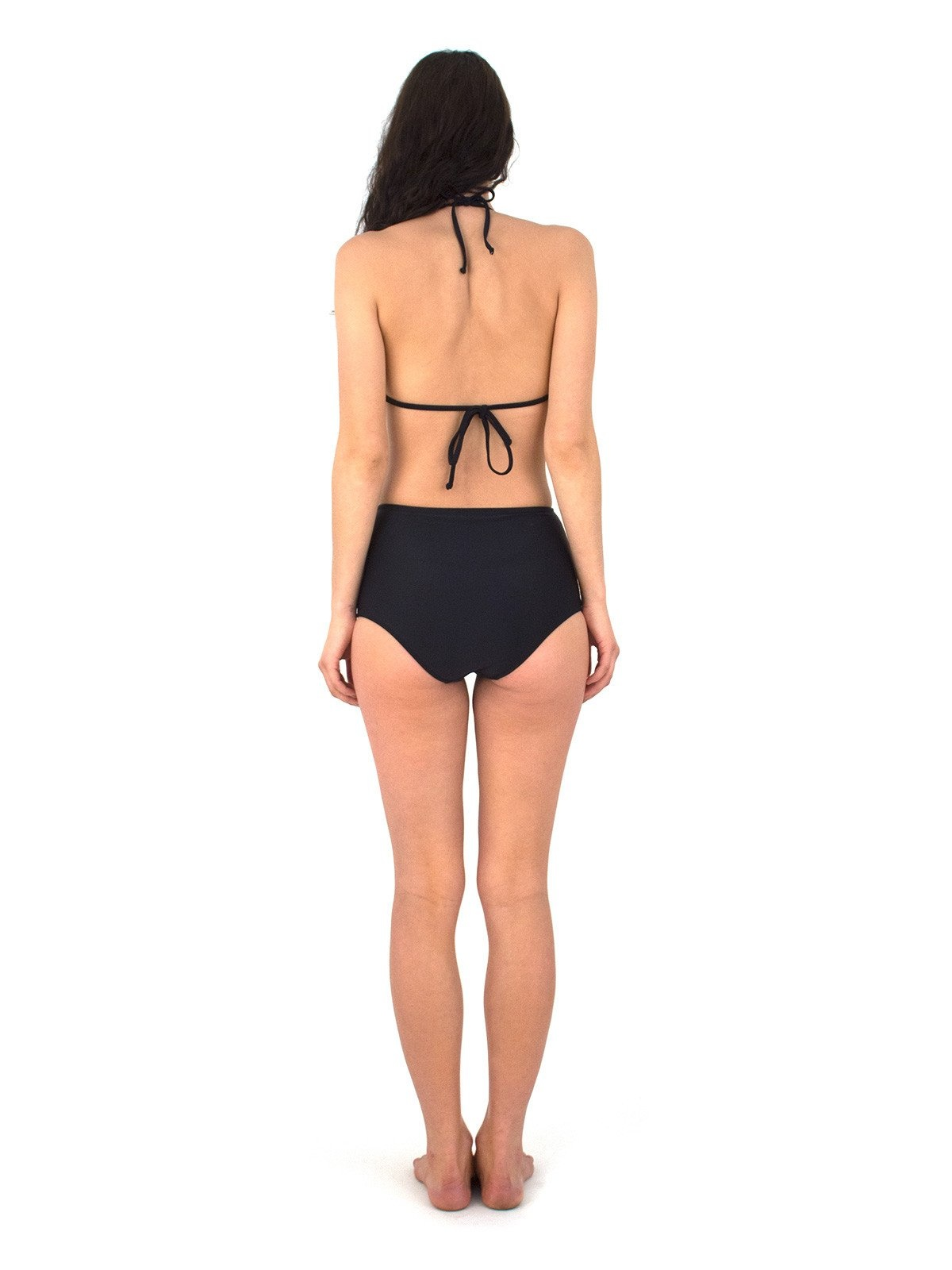 Holly Bikini Bottom Black