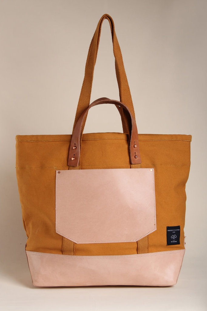 Fleabags East West Bucket Tote