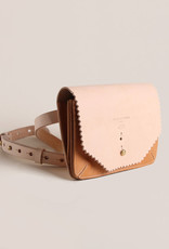 Fleabags Accordion Waist Wallet Vaqueta