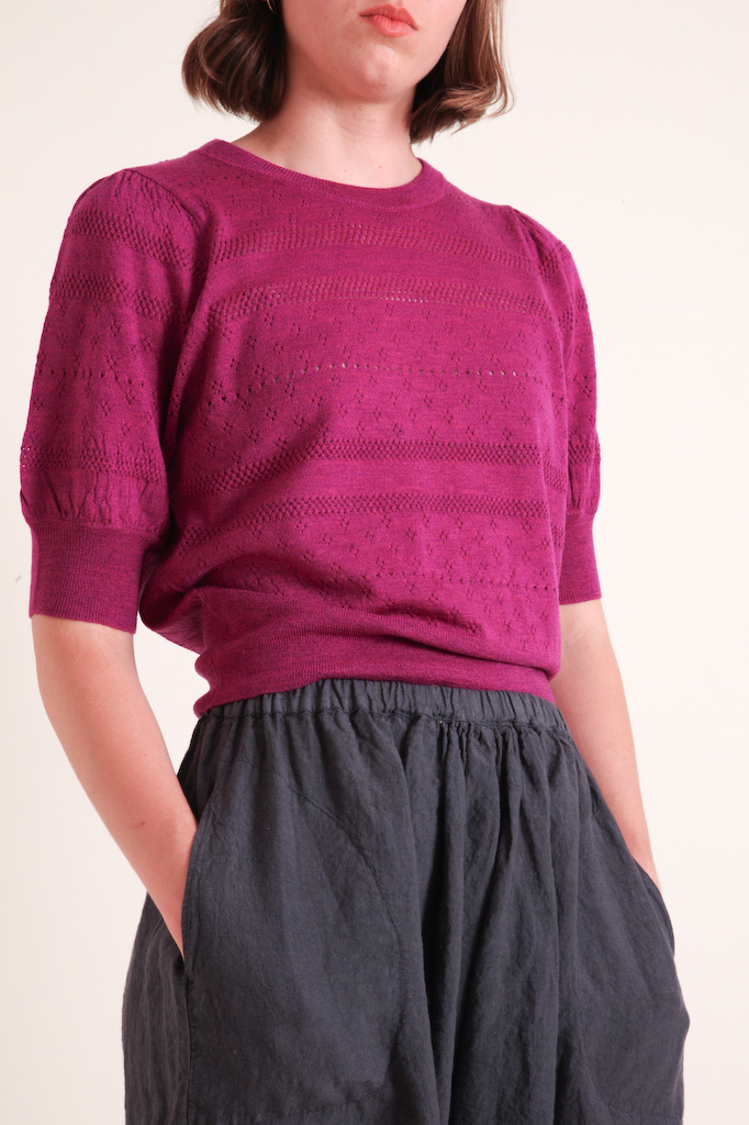 Demy Lee Sylvester Knit Tee