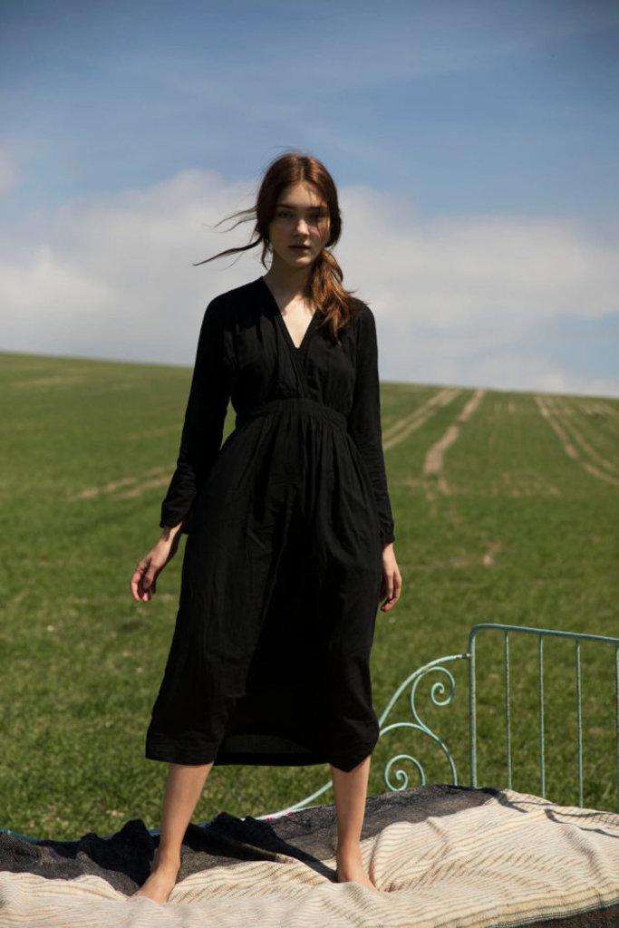 Sula Khadi Cotton Dress