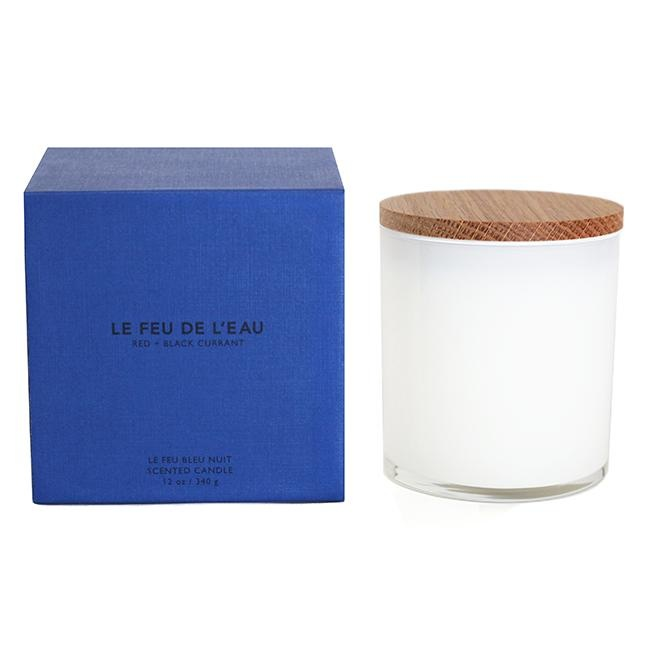 Le Feu Le Feu Glass Candle Jasmine Multiple Scents