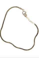 Amanda Hunt Liquid Gold Bracelet 14KT