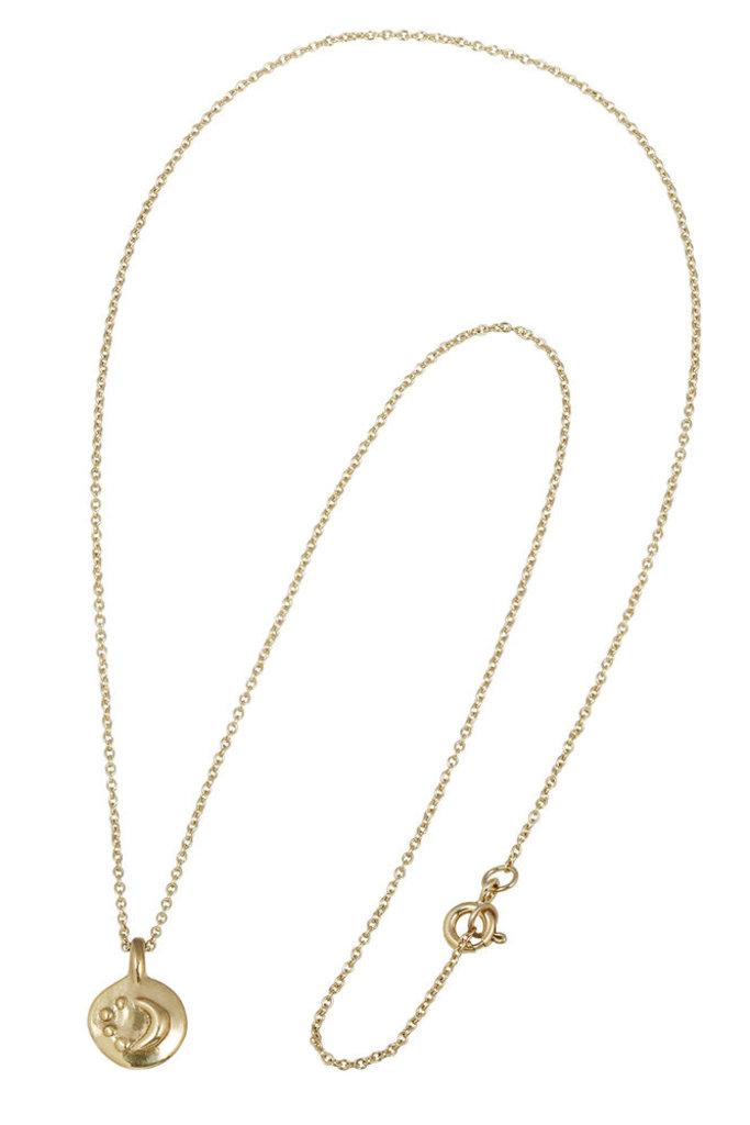 Virginia Moon Necklace